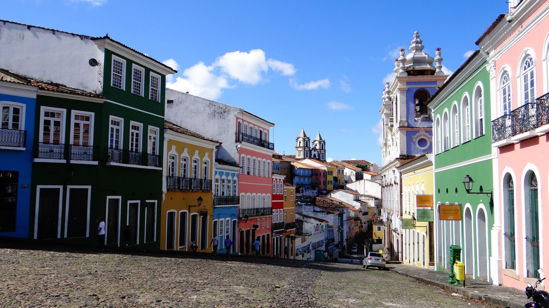 Salvador de Bahia, Thé Vert passion citron