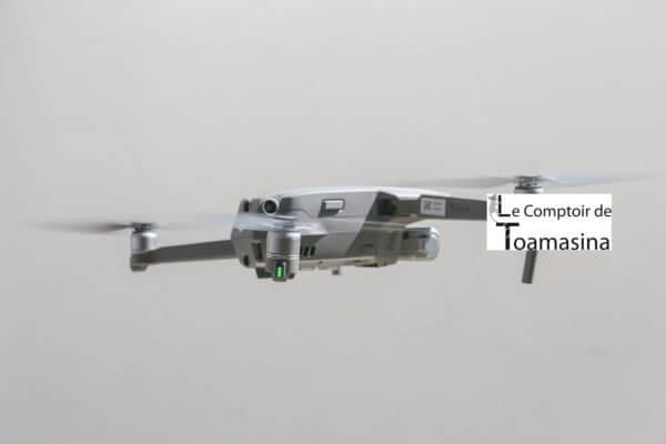Capteur du mavic 2 pro test