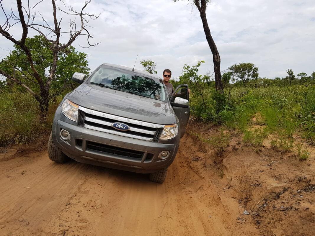 Découvrir Jalapao, le joyaux du Tocantins, Expédition Jalapao, Ford Ranger