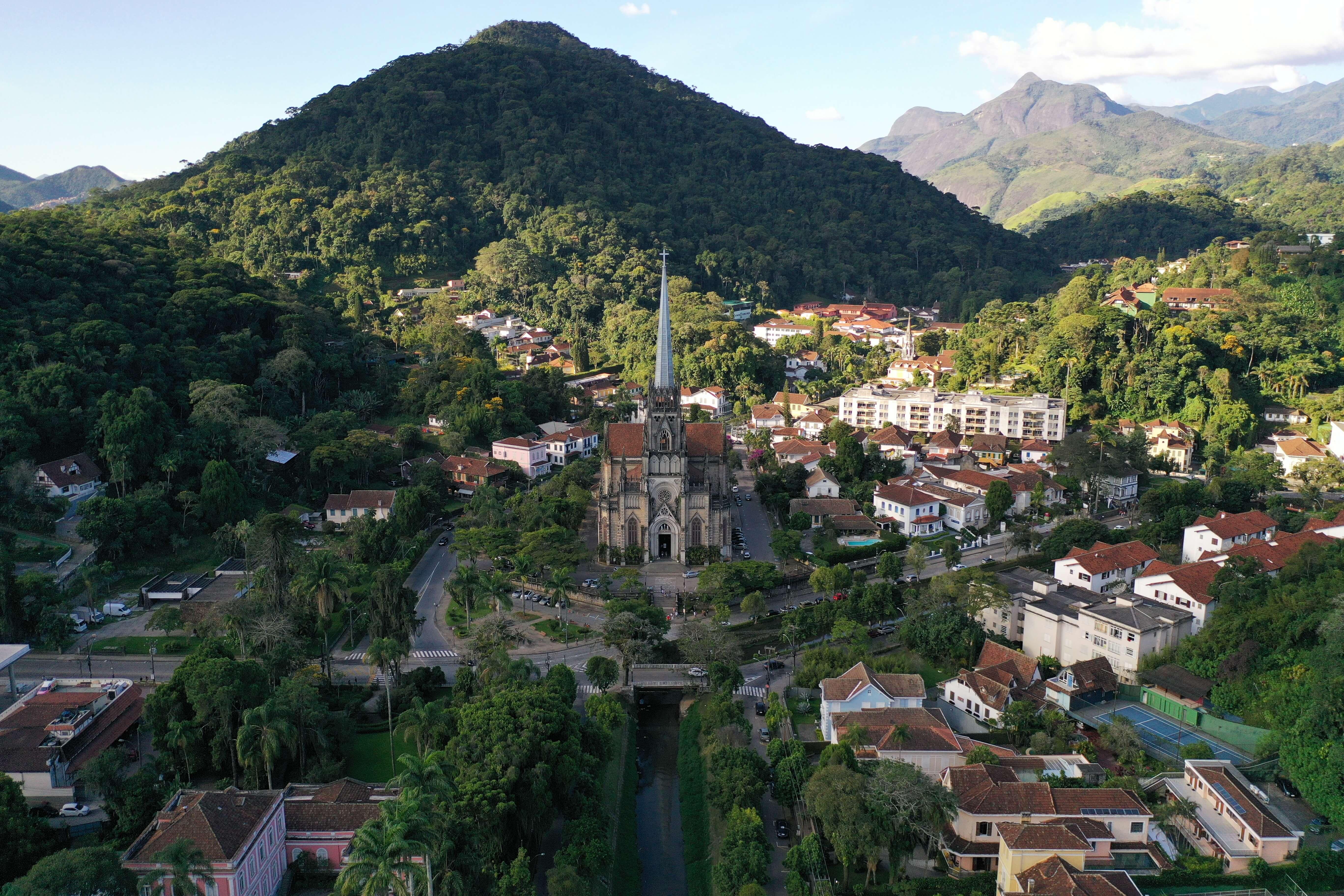 Petropolis - Rio de Janeiro - Brésil