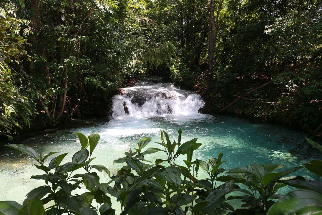 Chute d'eau formiga Tocantins