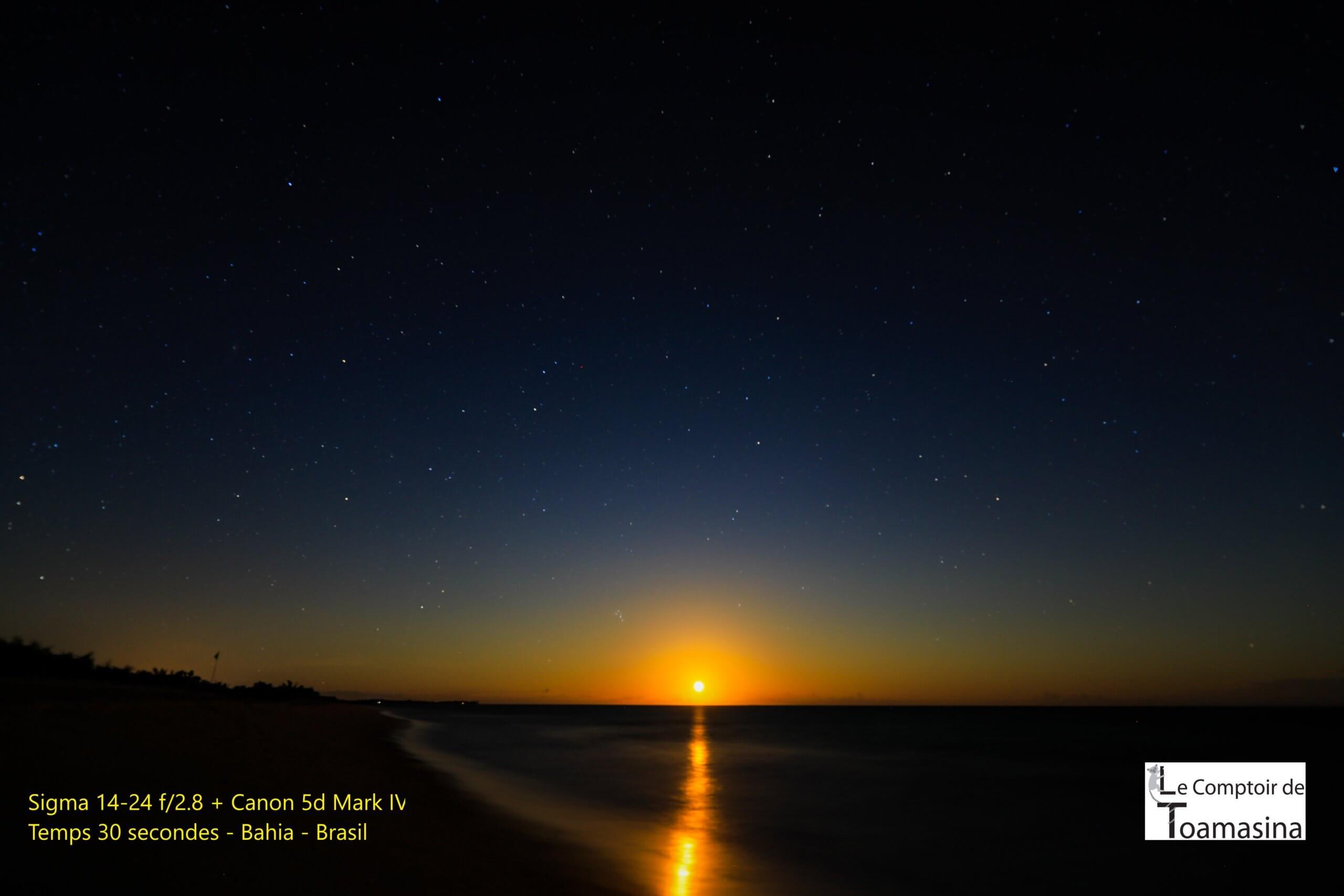Bahia de nuit - photo sigma 14-24 f/2.8